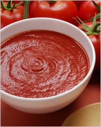 Томатный соус со сливками