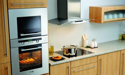 Встраиваемая кухонная техника какая