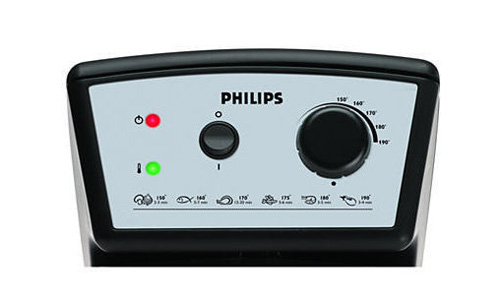 Панель управления фритюрница Philips HD 6163