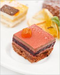 десерт пирожное