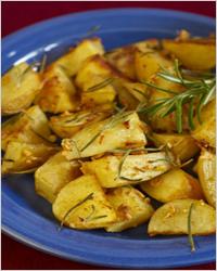 картошка запеченная