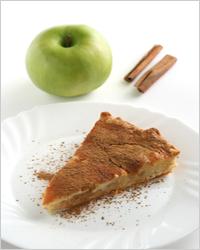 пирог яблочный