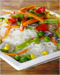 Рис в мультиварке