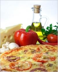 ингредиенты на пиццу