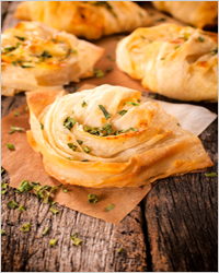Лепёшки с сыром – кулинарный рецепт