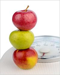 яблоки, диета