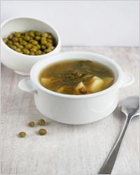 суп со щавелем и пшеном рецепт #11
