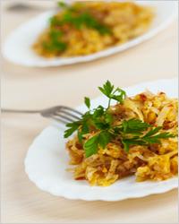 блюда из белокочанной капусты рецепты в мультиварке