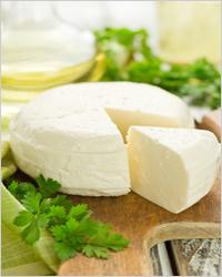 сыр круглый сулугуни