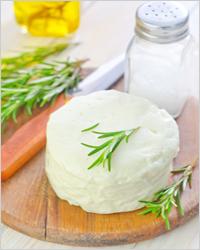 сыр с зеленью сулугуни