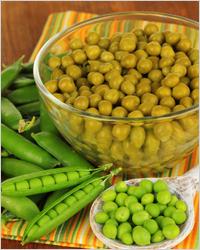 консервирование зеленого горошка