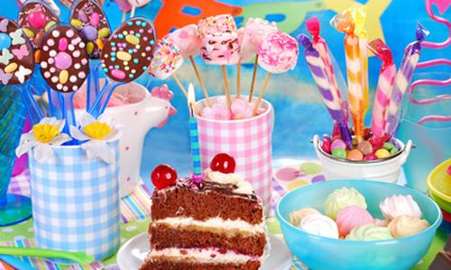 Детский стол на день рождения: 70 фото и 10 подсказок 23