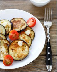 кулинария рецепты салатов из баклажанов