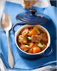 stew in pots