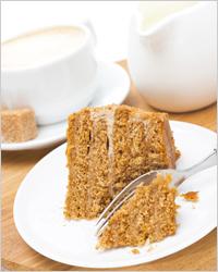 Медовый пирог - Что быстро испечь к чаю