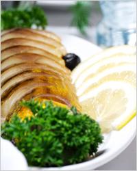 закуска из скумбрии - Как вкусно приготовить скумбрию