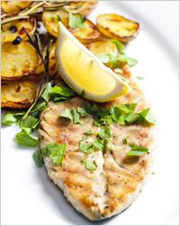 Филе скумбрии запеченое в духовке - Как вкусно приготовить скумбрию