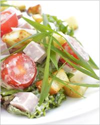 """Салат с пшеном """"Хрустик"""" – кулинарный рецепт"""