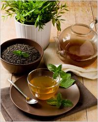 Свойства чая - зеленый чай
