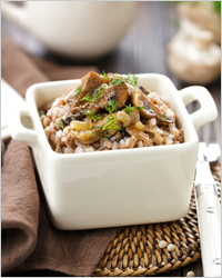 Buckwheat porridge with mushrooms - Simple recipes for each day