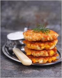 Куриные драники - Простые рецепты на каждый день