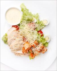 Рецепт соуса для салата Цезарь