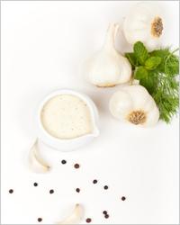 Рецепт приготовления чесночного соуса