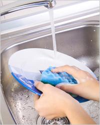 Рецепты жидкости для мытья посуды
