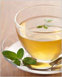 готовим чай для похудения