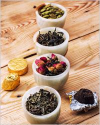Виды чая, чай для похудения