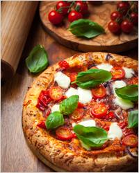 Пицца с брынзой