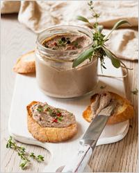 Паштет из печени - Как вкусно приготовить печень