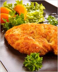 Куриная грудка в бруснично-винном маринаде – кулинарный рецепт