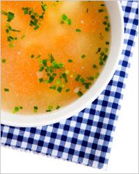 Овощной бульон - Диеты для ленивых. Как похудеть за неделю