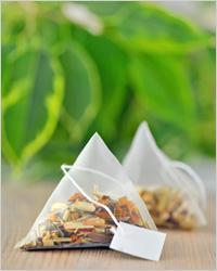 Пакетики с чаем - Польза чая