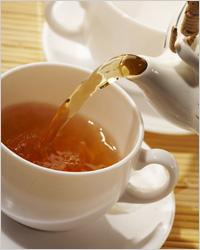 Чашка с чаем - Польза чая