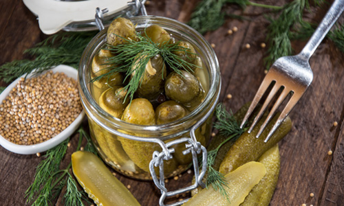 Солёные огурцы – Рецепты солёных огурцов на зиму