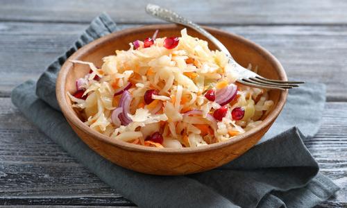 рецепт быстрой капусты в маринаде