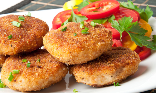 Chicken cutlets - Quick recipes for each day