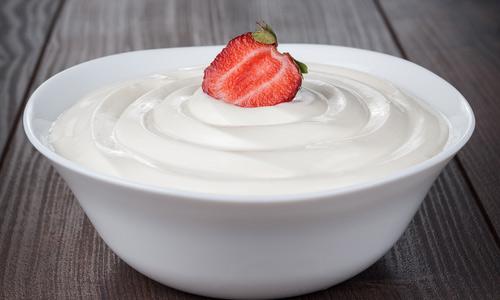 Рецепт крема из сметаны