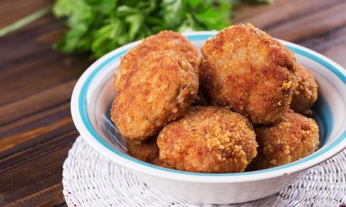 Рецепты котлет из куриного фарша