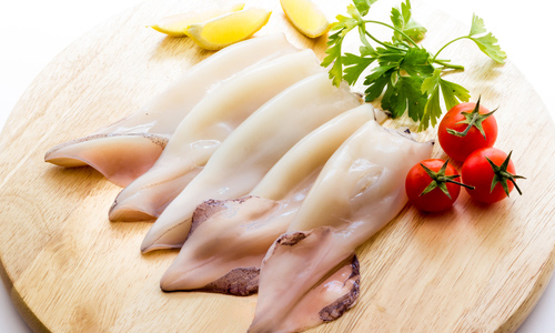 Как вкусно приготовить кальмара