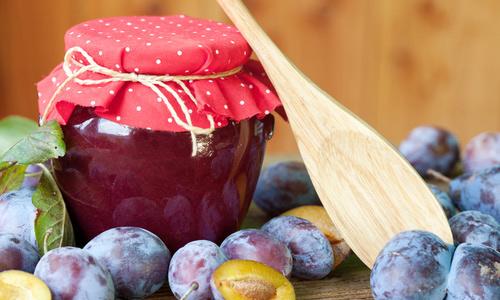 Соус из помидоров и слив – кулинарный рецепт