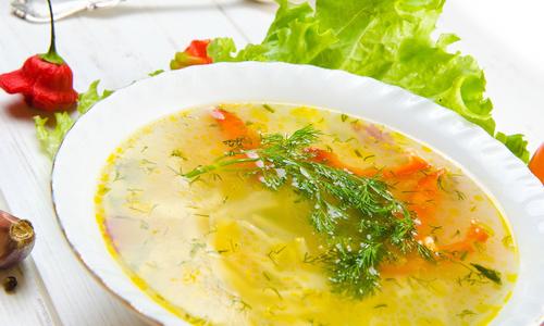 рецепты супов на диете