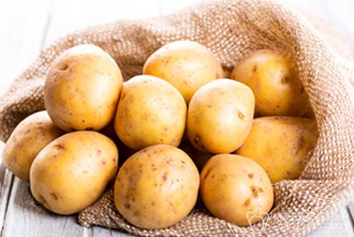 В крупной партии египетского картофеля обнаружили бурую гниль
