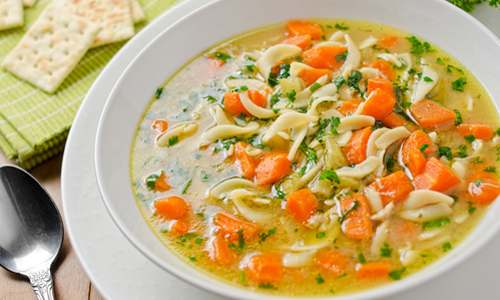 Какой вкусный суп можно сварить на обед быстро и вкусно