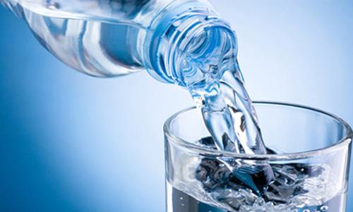 Вода во время диеты