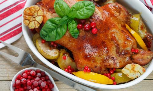 Как приготовить гуся в духовке – Рецепты гуся в духовке