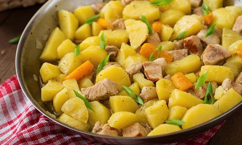 Просто картофель в мультиварке рецепты с фото