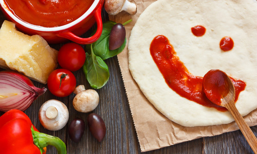 Домашний соус для пиццы